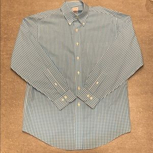 Brooks Brothers - Blue/White Checked Button Down